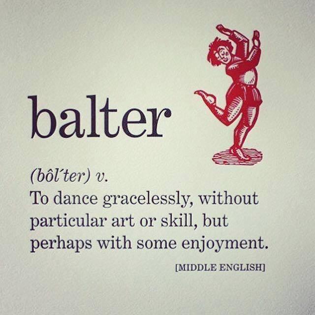 Baltering